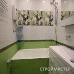 Ремонт ванной под ключ в Перми