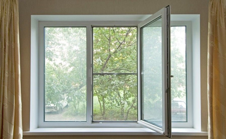 Купить трехстворчатые окна в Перми