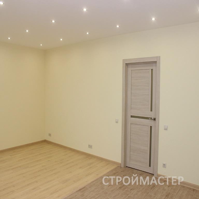 Отделка двухкомнатной квартиры в Перми