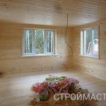 Окна пвх в деревянном доме Пермь