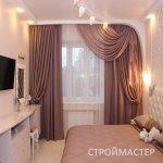 Отделка четырехкомнатной квартиры в Перми