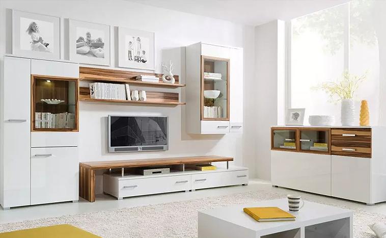 Корпусная мебель для гостиной Пермь