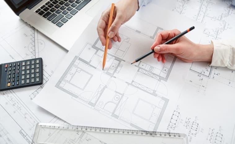 Дизайн проект квартиры в Перми