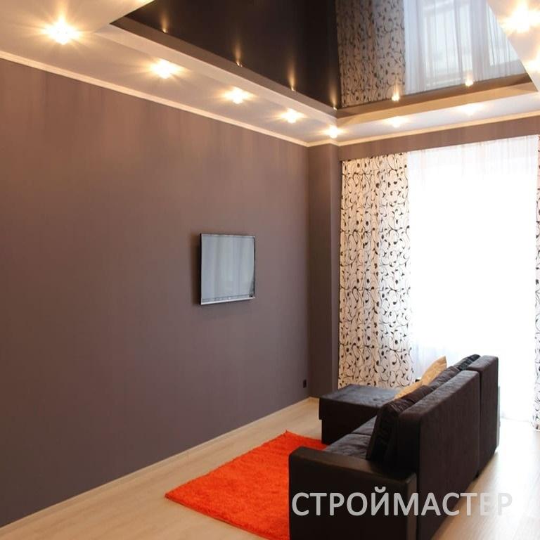Ремонт квартиры студии Пермь