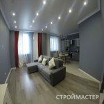 Евроремонт двухкомнатной квартиры