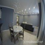 Отделка двухкомнатной квартиры
