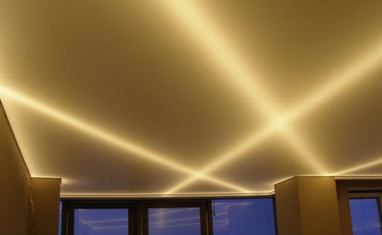Подсветка для натяжного потолка Пермь