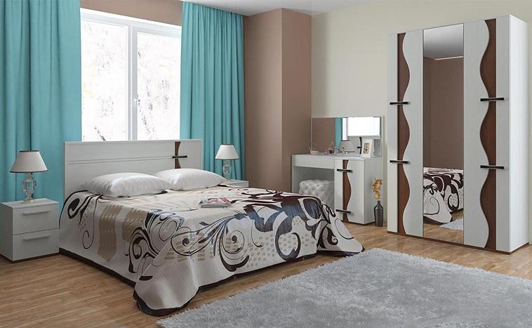 Корпусная мебель для спальни на заказ в Перми