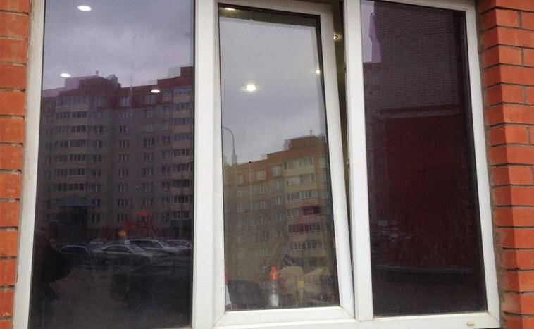 Тонирование пластиковых окон купить в Перми
